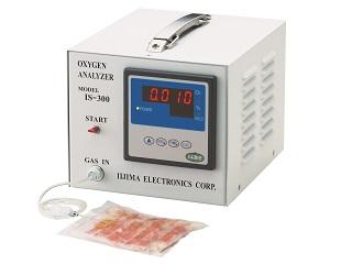 食品用微量氧分析仪IS-300